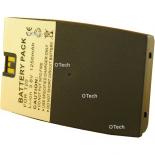 Batterie de téléphone portable pour ERICSSON T20S no cover Li-ion 1200mAh