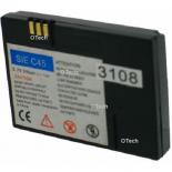 Batterie de téléphone portable pour SIEMENS C45 / 2118 Li-ion 700 / 800mAh