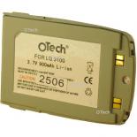 Batterie de téléphone portable pour LG L3100 Silver Li-ion 800 / 900mAh