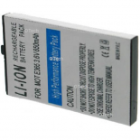 Batterie de téléphone portable pour MOTOROLA E365 Li-ion 600 / 800mAh