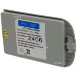 Batterie de téléphone portable pour PHILIPS 630 Li-ion 500mAh