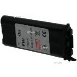 Batterie de téléphone portable pour PHILIPS FISIO 120 / 121 Ni-Mh 600mAh