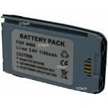 Batterie de téléphone portable pour SAMSUNG N400 Li-ion 900mAh