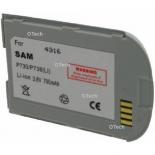 Batterie de téléphone portable pour SAMSUNG P730 Li-ion 700mAh