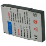 Batterie de téléphone portable pour SIEMENS S40 avec CI Li-ion 600 / 700mAh