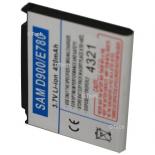 Batterie de téléphone portable pour SAMSUNG D900 / AB503442CU 3.6V Li-Ion 1000mAh