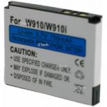 Batterie de téléphone portable pour SONY W910i 3.6V Li-Ion 900mAh