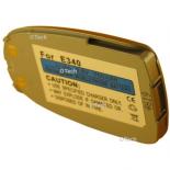 Batterie de téléphone portable pour SAMSUNG E340 3.6V Li-Ion 700 / 800mAh