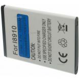 Batterie de téléphone portable pour I8910 / I5800 3.7V 1100 / 1500mAh
