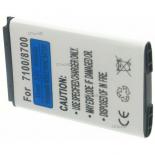 Batterie de téléphone portable pour BLACKBERRY 7100 / 8700 3.7V 1000 / 1100mAh