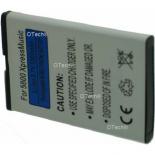 Batterie de téléphone portable pour NOKIA 5800 / BL-5J 3.7V Li-Ion 900 / 1400mAh
