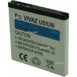 Batterie de téléphone portable pour SONY VIVAZ U5 / U81 3.7V Li-Ion 1200mAh