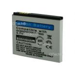 Batterie de téléphone portable pour LG GC900 / GM730 / GT500 LGIP-580A 3.7V Li-Ion 1000mAh