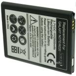 Batterie de t�l�phone portable pour SAMSUNG GALAXY NOTE / i9220 3.7V 2500mAh