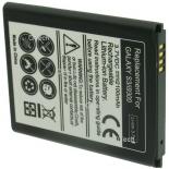 Batterie de téléphone portable pour SAMSUNG GALAXY S3 / i9300 3.7V 2100mAh