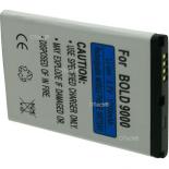 Batterie de téléphone portable pour BLACKBERRY BOLD 9000 3.7V Li-Ion 1200mAh