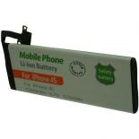 Batterie de téléphone portable pour APPLE IPHONE 4S 3.7V 1350mAh