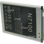 Batterie de téléphone portable pour SAMSUNG Galaxy Note 2 / N7100 3.7V Li-Ion 3100mAh