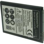 Batterie de téléphone portable pour SAMSUNG GALAXY S4 mini / i9190 3.7V Li-Ion 3.7V 1900mAh
