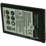 Batterie de téléphone portable pour NOKIA Lumia 710 / 3L 3.7V Li-Ion 1000mAh