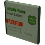 Batterie de téléphone portable pour SONY Neo / MT15i 3.7V Li-Ion 1500mAh