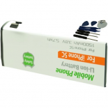 Batterie de téléphone portable pour iPhone 5C (avec 8 outils) 3.8V 1500mAh