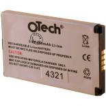 Batt OTech pour MAG EXP 3.6V Li-Ion 600mAh