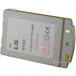 Batterie de téléphone portable pour LG 7050 Li-ion 900mAh