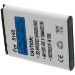 Batterie de téléphone portable pour NOKIA 3220 / 5140 / 6020 Li-ion 700 / 800mAh