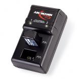 Chargeur de piles rechargeables 9V Ansmann Powerline 2
