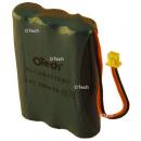 Batterie de téléphone 3.6V 300mAh AAA