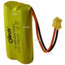 Batterie de téléphone 2.4V 650mAh NIMh