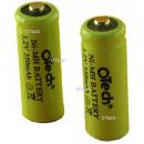 Batterie de téléphone 2/3AAA 2x1.2V 350mAh