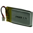 Batterie de casque bluetooth Lipo 3.7V 240mah