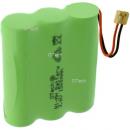 Batterie de téléphone 3.6V Ni-Mh 1500mAh