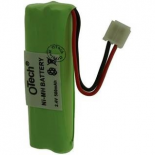 Batterie pour SPORT ELEC MULTISPORT 4.8V Ni-Mh 1300mAh
