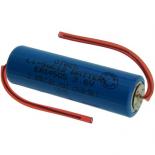PILE OTech Li-SoCl2 (Lithium Chlorure de Thionyle)Type ER14505 Axial Pin 3.6V 2.4Ah