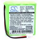 Batterie pour collier de chien SPORTDOG 9.6V 700mAh Ni-Mh