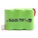 Batterie pour collier de chien DOGTRACE 3.6V 650mAh Ni-Mh