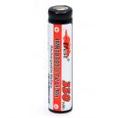Accu li-ion Efest LIMN  pour e-cigarette compatible 10440 / IMR10440 / Cigare 701 / E-Cab Joyetech / Gecko /  ModInFrance 3.7V 350Mah Flat
