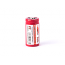 Accu li-ion Efest LIMN  pour e-cigarette compatible 16340 / IMR16340 / CR123 3.7V 700mAh Button