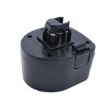 Batterie d'outillage 9,6V 3,3Ah Ni-Cd / Ni-Mh MAX JP509H