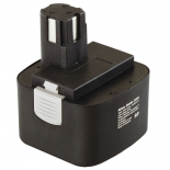 Batterie d'outillage 12V 2,0Ah Ni-Cd / Ni-Mh PANASONIC EY900B / EY9106B
