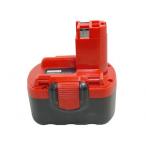 Batterie d'outillage APBO / CL-14.4V 2.5Ah Ni-Cd / Ni-Mh Bosch 2 607 335 558 / 685 / 686