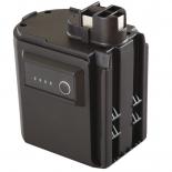 Batterie d'outillage APBO / SL-24V 3.0Ah Ni-Mh Bosch 2 607 335 215 / 216 / 223