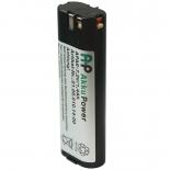 Batterie d'outillage 7,2V 3,0Ah Ni-Cd / Ni-Mh AEG P7.2 / A10