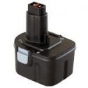Batterie d'outillage APEL-12V 2.4Ah Ni-Cd ELU EZWA 60 DE9075