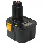 Batterie d'outillage 12V 3,0Ah Ni-Cd / Ni-Mh BERNER 044585 / 121915