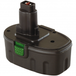 Batterie d'outillage 18V 3,0Ah Ni-Cd / Ni-Mh BERNER 044583 / BACIS