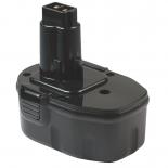 Batterie d'outillage 14,4V 3,0Ah Ni-Cd / Ni-Mh BERNER 044584 / BACHDD